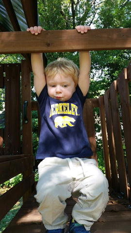 Berkeley Bear Toddler Tee