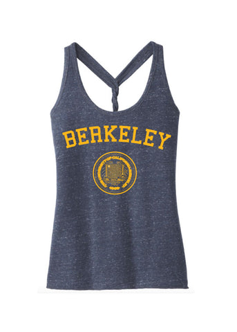 Berkeley seal twist back Tank