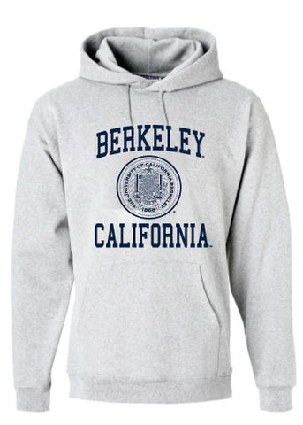 Berkeley California Seal Hoodie