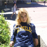 Berkeley Arch Crew Neck Sweatshirt