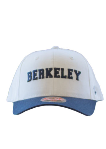 Two color Berkeley Cap