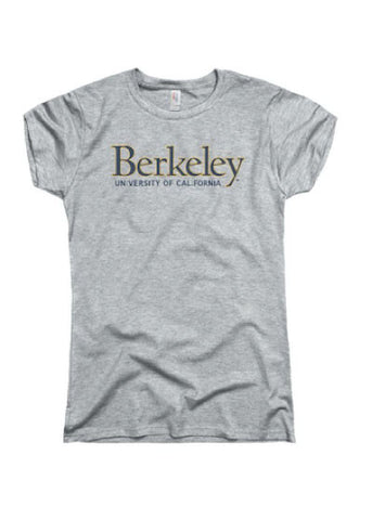 Vintage Look California Berkeley Women's Tee