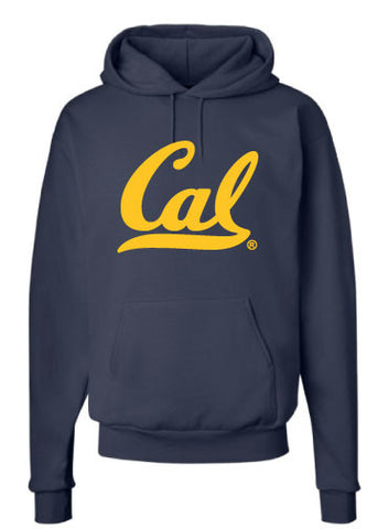 Cal Script Medium Weight Hoodie