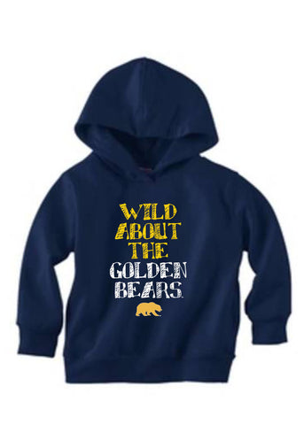 Wild about Bears Toddler Hoodie