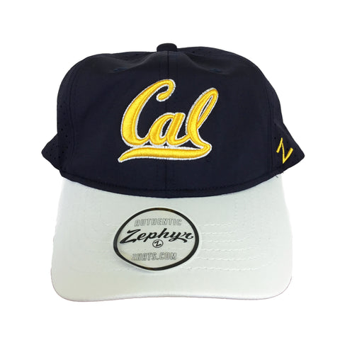 Two Tone Cal Script Hat