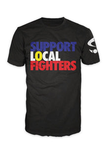 Support Local Fighters Black