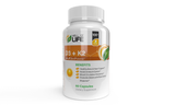 Vitamin K2 D3 With BioPerine®