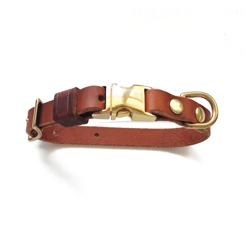 Leather Collar