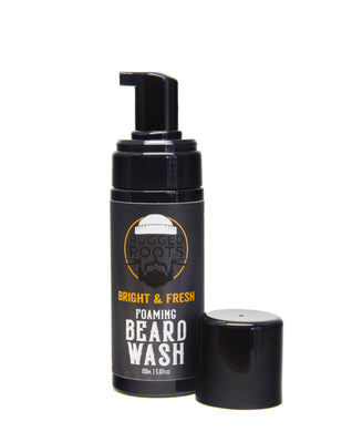 Foaming Beard Wash