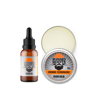 Orange Cedarwood Beard Balm