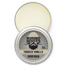 Load image into Gallery viewer, Tobacco Vanilla Beard Balm