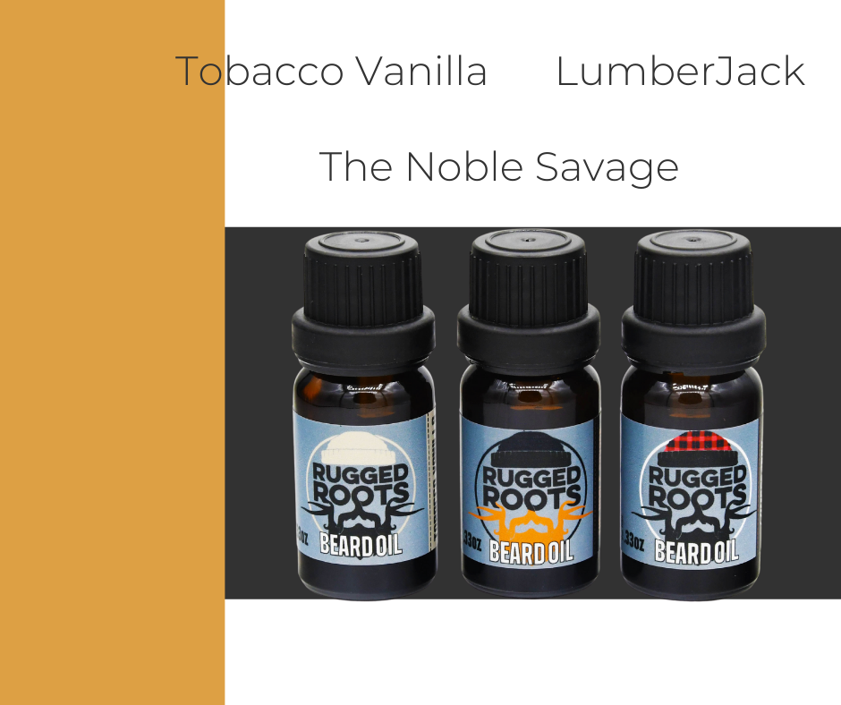 Trio Sampler Featuring Unreleased Scent NOBLE SAVAGE