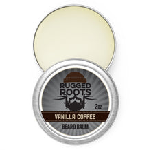 Load image into Gallery viewer, Vanilla Coffee Beard Balm