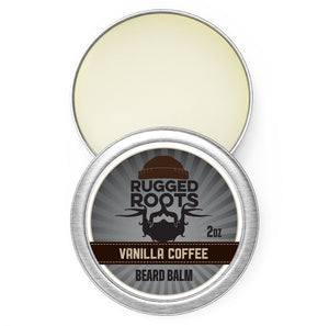 Vanilla Coffee Beard Balm