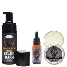Load image into Gallery viewer, Rugged Beard Care Bundle (SAVE 22%)