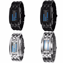 Load image into Gallery viewer, Binary Digital LED Watch (Men's & Women's styles) - Gifted Guppy