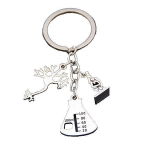 Science Charms Keyring - Gifted Guppy