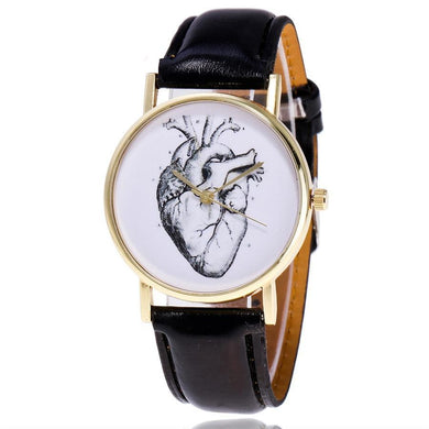 Anatomical Heart Watch - Gifted Guppy