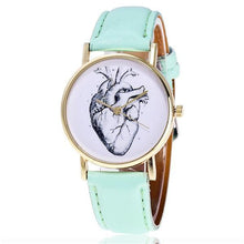 Load image into Gallery viewer, Anatomical Heart Watch - Gifted Guppy