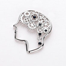 Load image into Gallery viewer, Head Gear Brooch - Gifted Guppy