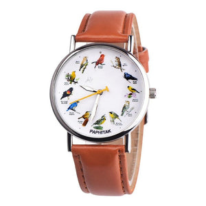 Bird Species Ornithology Watch - Gifted Guppy