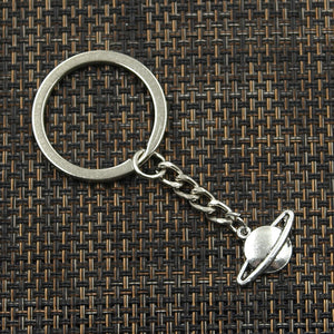 Saturn Keychain - Gifted Guppy