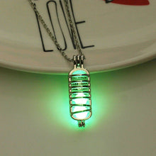 Load image into Gallery viewer, NEW! - Glow in the Dark Mitochondria Necklace - Gifted Guppy