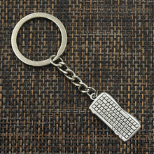 Load image into Gallery viewer, Computer Keyboard Keychain - Gifted Guppy