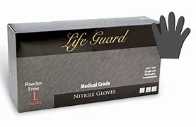 Life Guard Nitrile Gloves