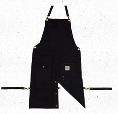 Knife Flag Split Leg Apron
