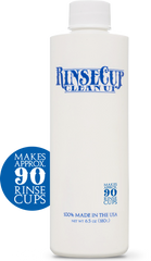 Rinse Cups Clean Up