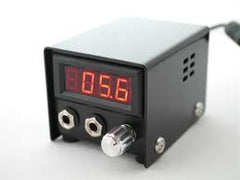 Talons Mini Digital Tattoo Power Supply