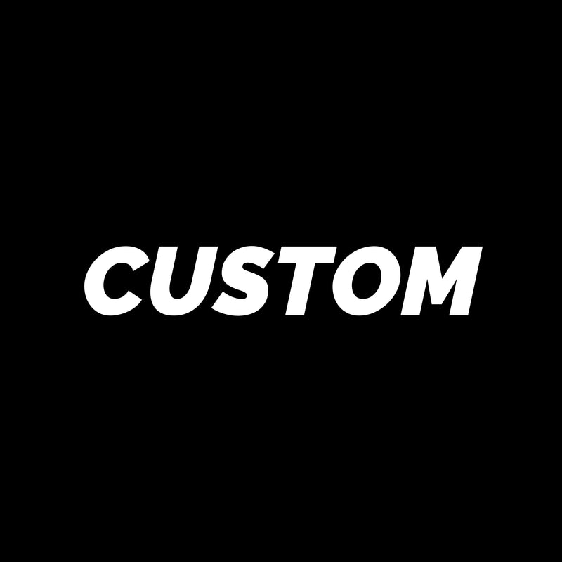 Custom Label Fee