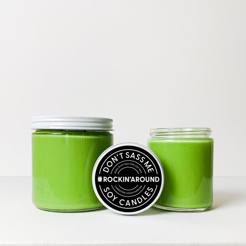 ROCKIN' AROUND Soy Candle