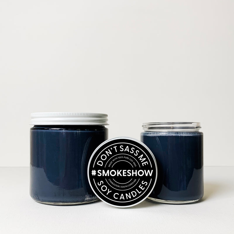 SMOKE SHOW Soy Candle