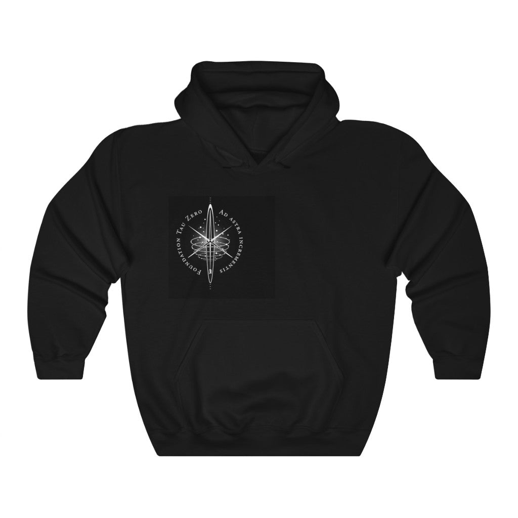 Tau Zero Foundation Official Hoodie- Unisex Heavy Blend™ Hooded Sweatshirt