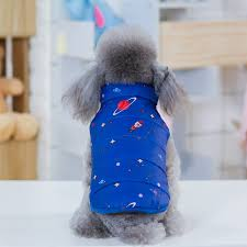 Cosmic Fitted Pet Jacket