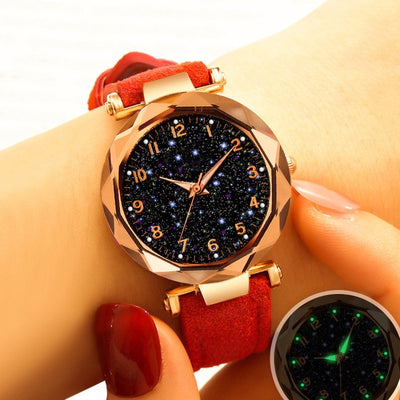 All the Starry Cosmos Contained Therein. Stellar watch for the star struck!