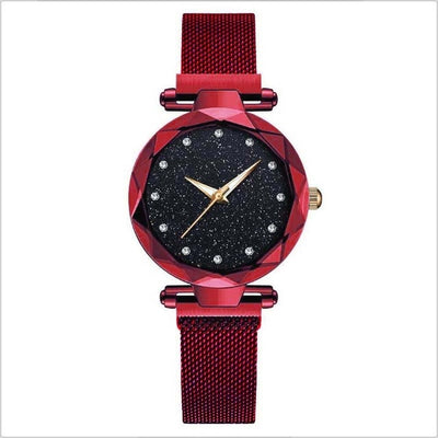 Cosmic Starry Watch with magnetic closure 6 colors.