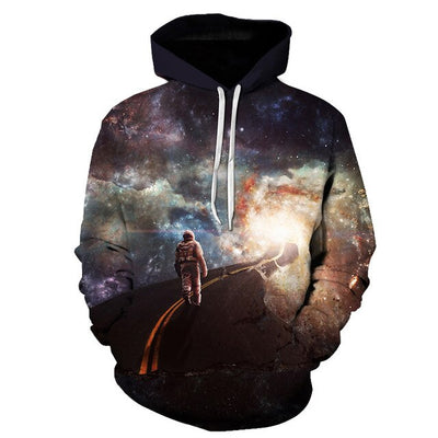 Cosmic Hoodie for Explorers Near and Far!