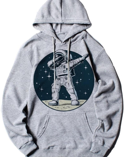 Astronaut doin' the Dab! Rocking out to interstellar tunes!, ... 3d Hoodies