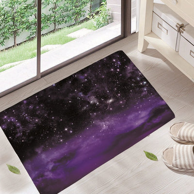 Cosmic Welcome Mat- Planetary, nebulae, starry welcome! Interstellar travelers WELCOME!