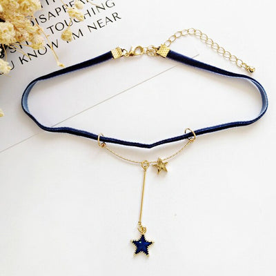 Sweet and simple cosmic charm necklaces for star struck Voyagers