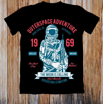 Apollo Program- Modern T-Shirt with a Vintage Feel