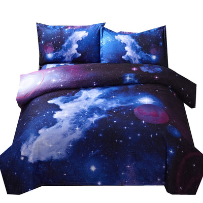 3d Galaxy Bedding Twin or Queen bedding sets