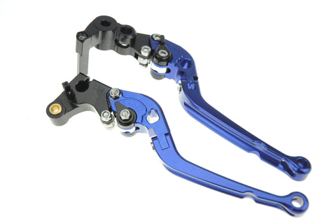 CNC levers for BMW S1000RR (2010-2015)