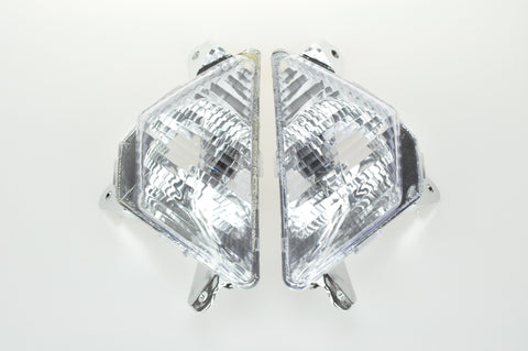 Front turn signal LENS for Kawasaki ZX-636 2013-2014
