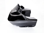 Inner and Outer fairing with headlight (vivid black) Touring models