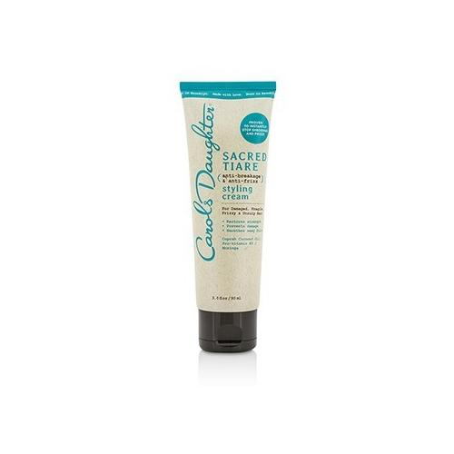 Sacred Tiare Anti-Breakage & Anti-Frizz Blow Dry Cream (For Damaged, Fragile, Frizzy & Unruly Hair) 90ml/3oz