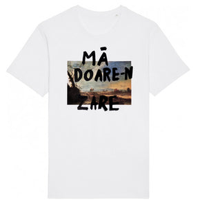 Unisex T-shirt - Mă Doare-n Zare │ Lea Rasovszky - Mobius Store